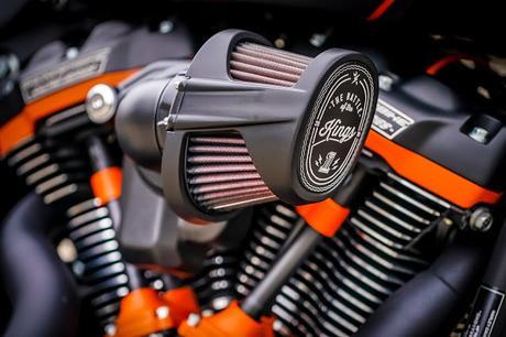 Harley FXDR