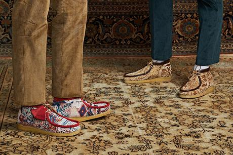 Todd Snyder x Clarks _ Fabric Archives