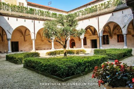 Fotografie Chiostro della Chiesa di San Giovanni - Saluzzo