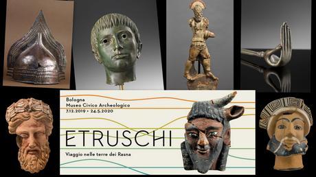 Etruschi viaggio nelle terre dei Rasna