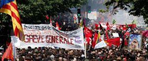 Francia in rivolta, Italia rivoltante