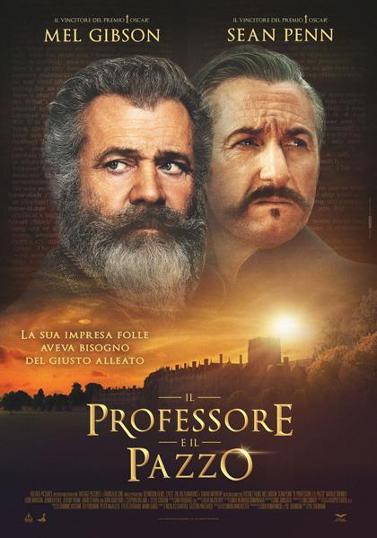 Anziché guardare solo al passato, così facendo, Il professore e il pazzo incarna un paradigma narrativo