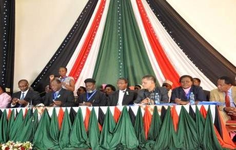 Kenya:nessun litigio dicono i religiosi del Dialogue Reference Group sul Building Bridges Initiative (BBI)