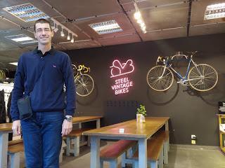 Steel Vintage Bike a Berlino: che scoperta!