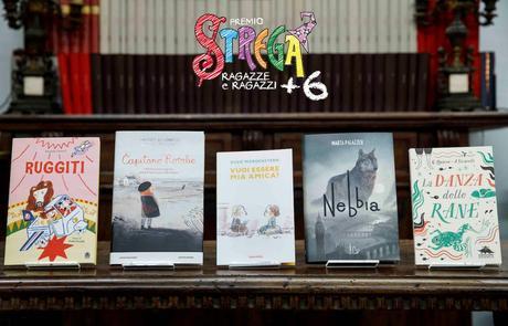 Premio Strega Ragazze e Ragazzi quinta edizione: le due cinquine finaliste