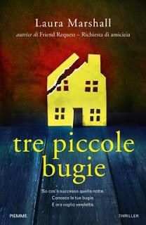 Review Party: Tre piccole bugie