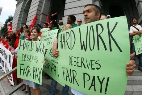 Basta salari da fame: le ragioni del salario minimo