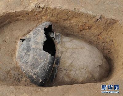 Cina, rinvenuta la seta più antica del mondo
