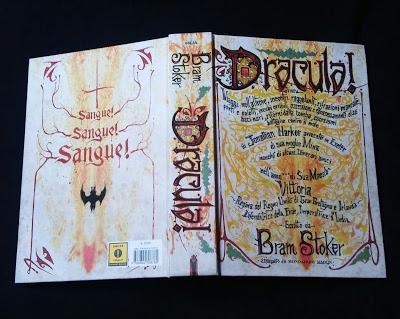 Presentazione: Dracula! di Bram Stoker Edizione illustrata