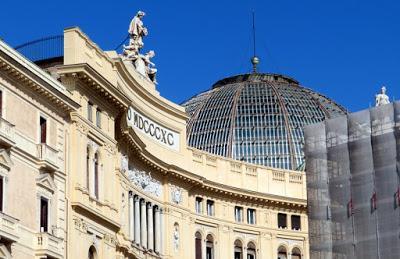 Napoli: passeggiata del primo giorno