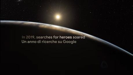 Il 2019 su Google in Italia: Nadia Toffa e Notre Dame tra le parole emergenti
