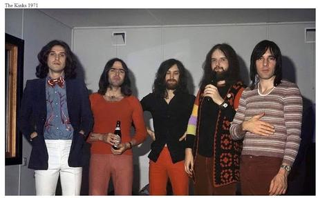 The Kinks: dicembre 1971
