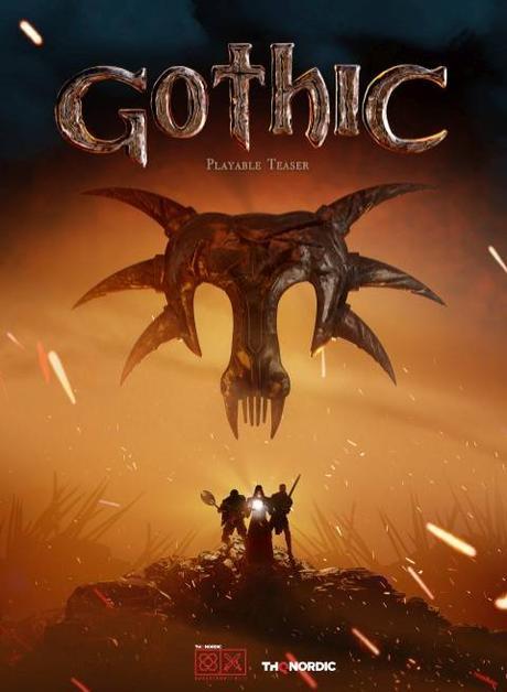 Remake di Gothic, THQ Nordic rilascia prototipo