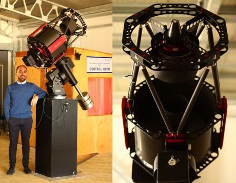 Il GAL Hassin vince il premio Shoemaker NEO Grant della Planetary Society