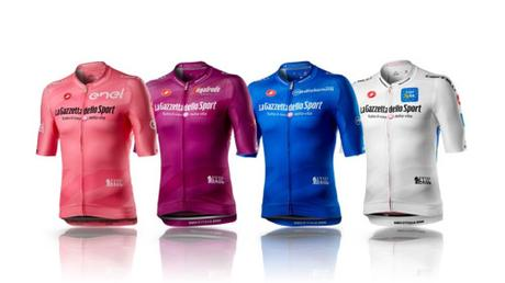 Giro d'Italia 2020: ecco le nuove Maglie