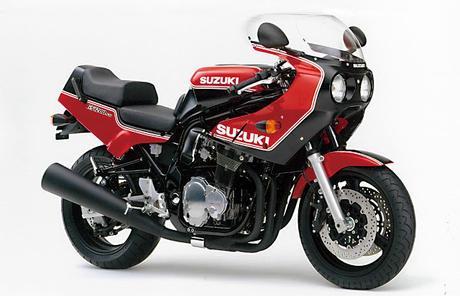Suzuki GS 1200 SS 2001-2002