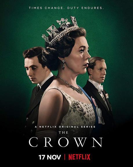 #TheCrown3: gran cast, grande stagione