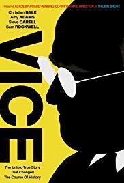 Vice - L'uomo nell'ombra Poster