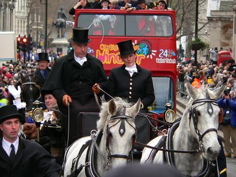 London's New Year's Day Parade! La parata più spettacolare dell'anno!