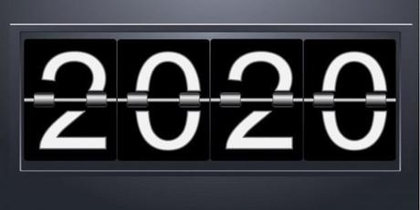 Buon anno nuovo. Il 2020 è qui!