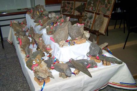 Uccelli urlatori, gli Angeli della Preistoria scolpiti nella pietra.  Articolo di Salvatore Craba