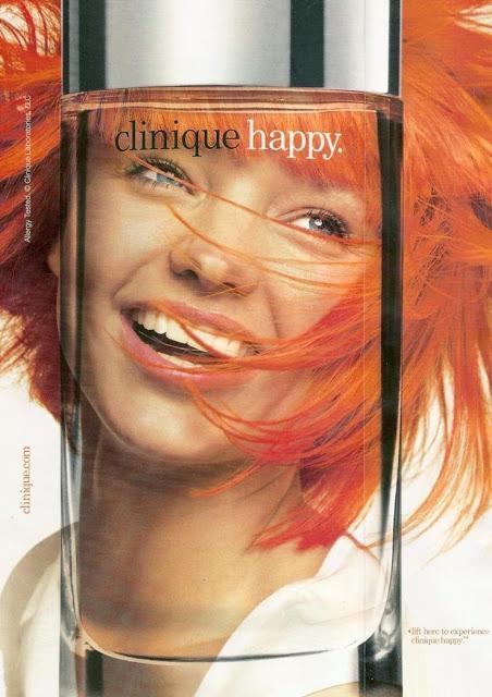 Un must dei profumi da donna: Happy di Clinique