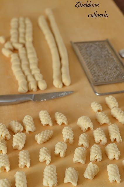 Gnocchi di patate al Castelmagno DOP e nocciole - MTC story