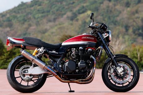 Kawasaki Zephyr by Bagus