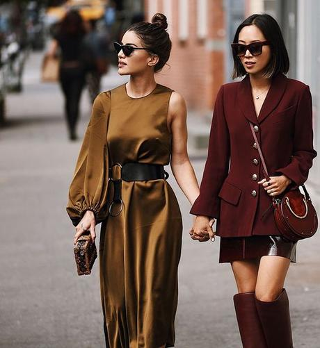RICH COLORS FOR WINTER - Outdated Color Trends to Retire in 2020