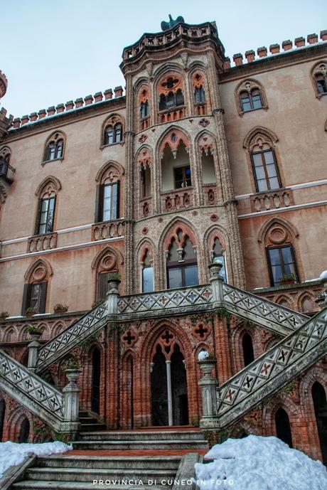 Fotografie Castello di Novello - Langhe