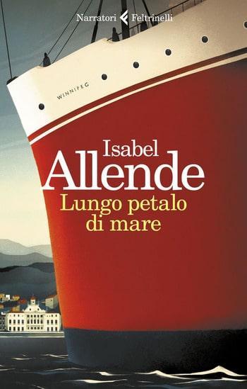 Recensione di Lungo petalo di mare di Isabelle Allende