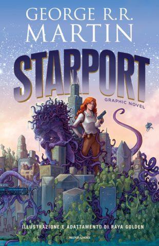 George R.R. Martin e Raya Golden: Starport