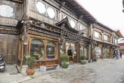 Ciana 29 -  Stradine, piazze, templi