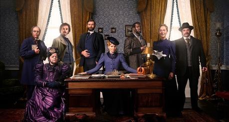 Miss Scarlet e The Duke, una nuova serie TV