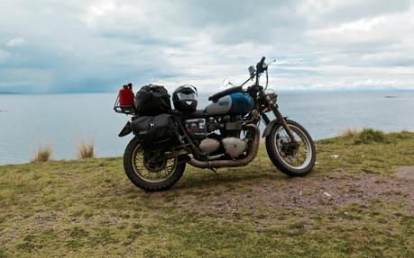 Latinoamericana: a new cafe racer adventure #5
