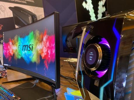 CES 2020, il sistema da gaming MSI che punta sull'interfaccia uomo-macchina - Speciale