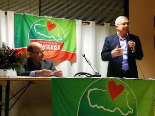 Elezioni Regionali: Francesco Ghisoni presenta la sua candidatura