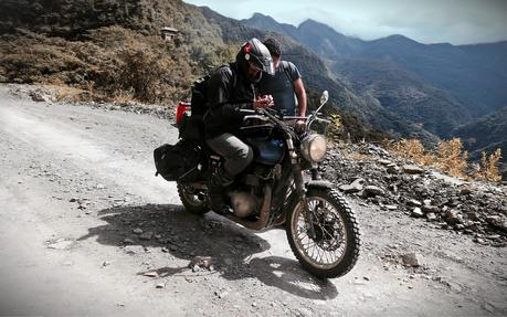 Latinoamericana: a new cafe racer adventure #6