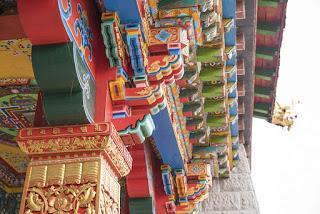 Cina 30 - Il monastero di Song Zan Lin