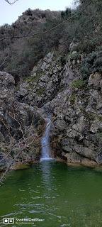 Le cascate dello Strolla