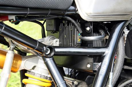 Honda CBX by Remotion