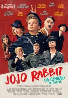 Jojo Rabit il nuovo film della Walt Disney Italia e 20th Century Fox
