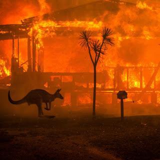 Rally for Relief così gli Australian Open sono al sicuro!