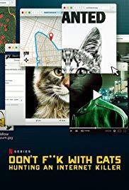 Giù le mani dai gatti: caccia a un killer online Poster