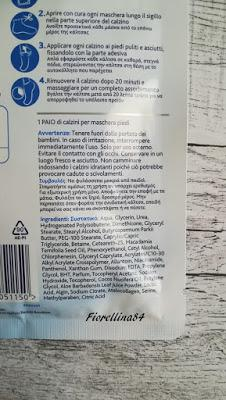 Maschera Piedi Nutriente di Dr Sholl