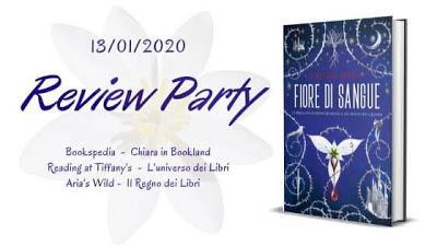 Review Party: Fiori di sangue