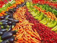 Linee guida per una sana alimentazione 2018 - 2. Più frutta e verdura
