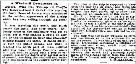 Le foto Ufo  più eclatanti della storia 1^parte (dal 1870  al 1930)