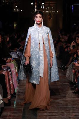 L'Alta Moda Romana Gurda ad Oriente. Antonio Martino. Giada Curti. Roma Fashion Week by AltaRoma