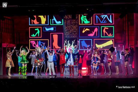 KINKY BOOTS al TEATRO BRANCACCIO un musical da standing ovation